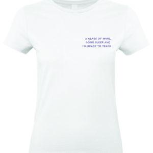 футболка для учителя английского
