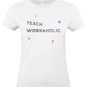 футболка для учителя