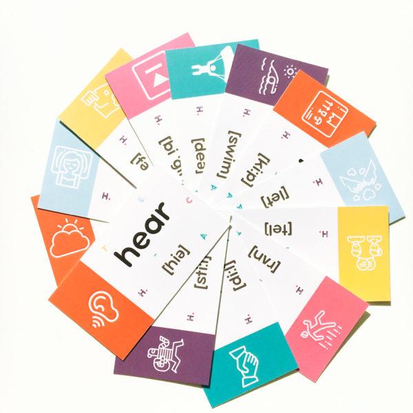 карточки для урока английского языка
